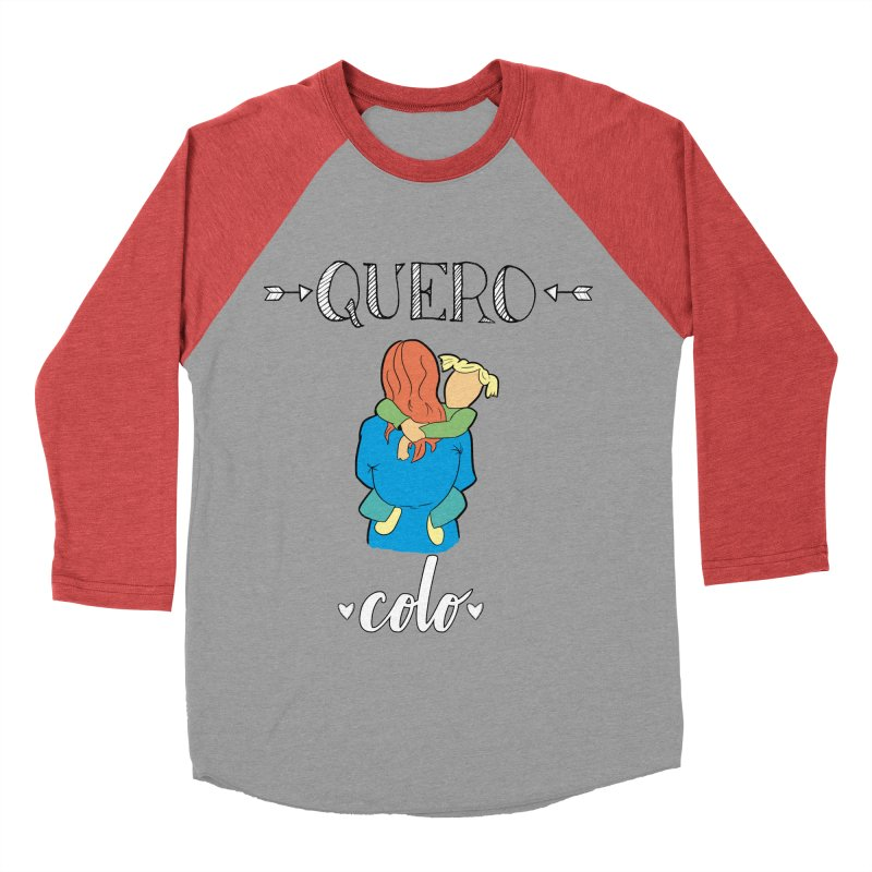 Quero colo Women's Longsleeve T-Shirt by peregraphs's Artist Shop