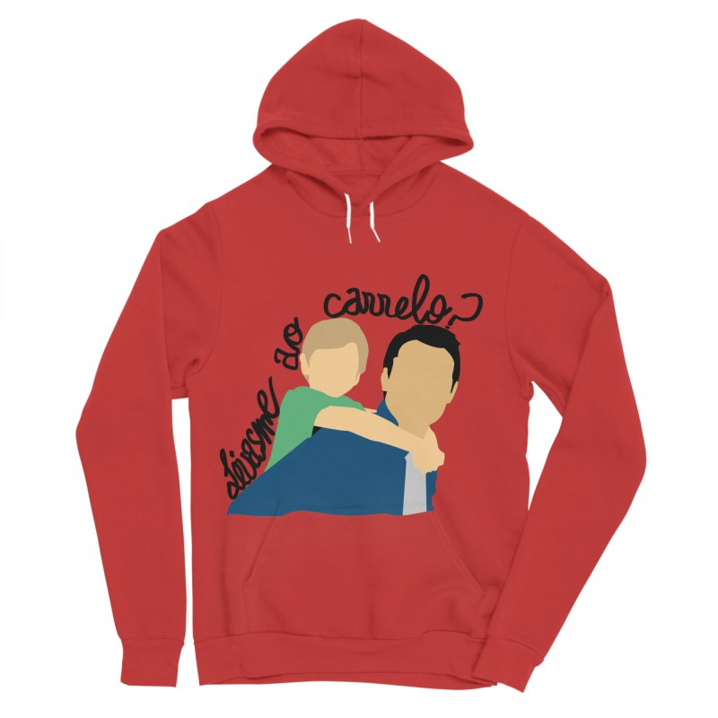 Levasme ao carrelo? Women's Pullover Hoody by peregraphs's Artist Shop
