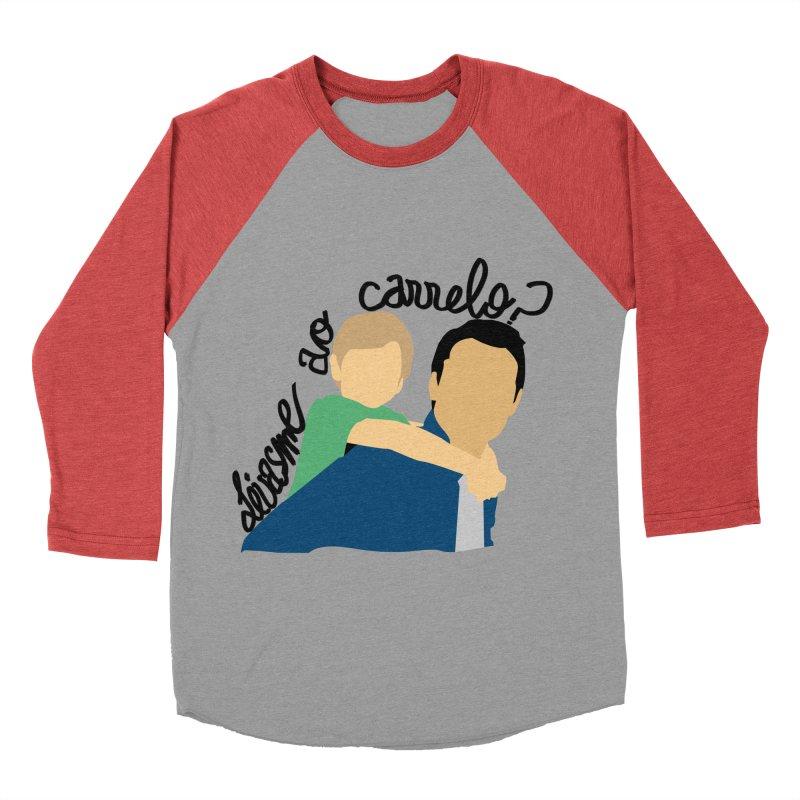 Levasme ao carrelo? Men's Longsleeve T-Shirt by peregraphs's Artist Shop
