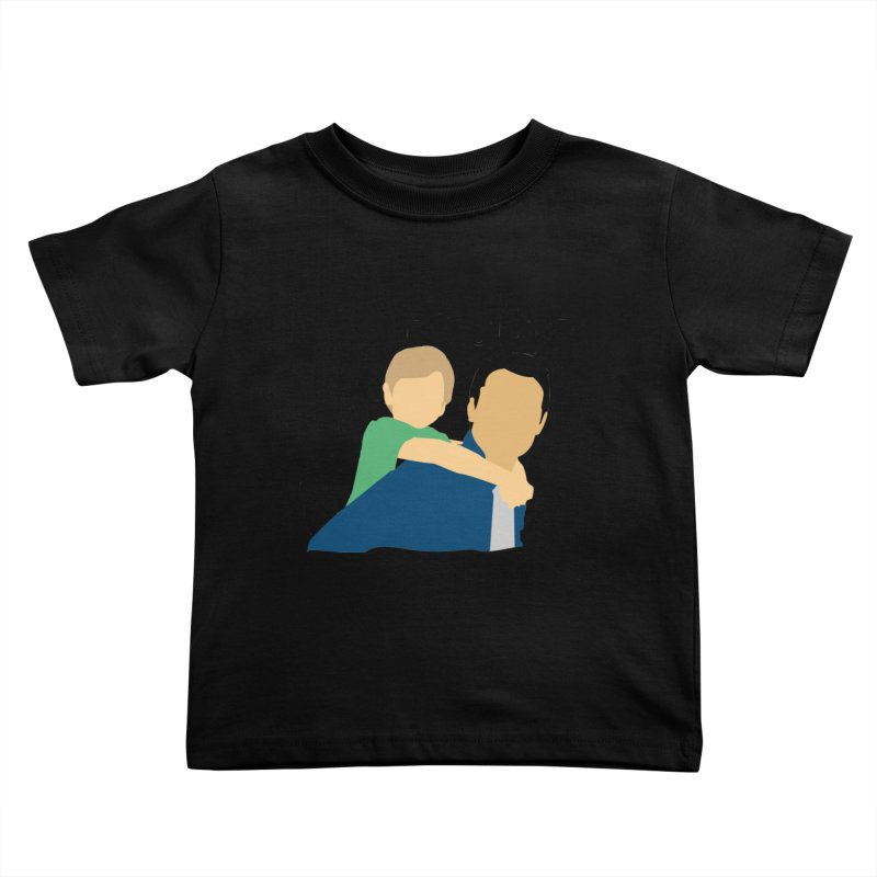 Levasme ao carrelo? Kids Toddler T-Shirt by peregraphs's Artist Shop