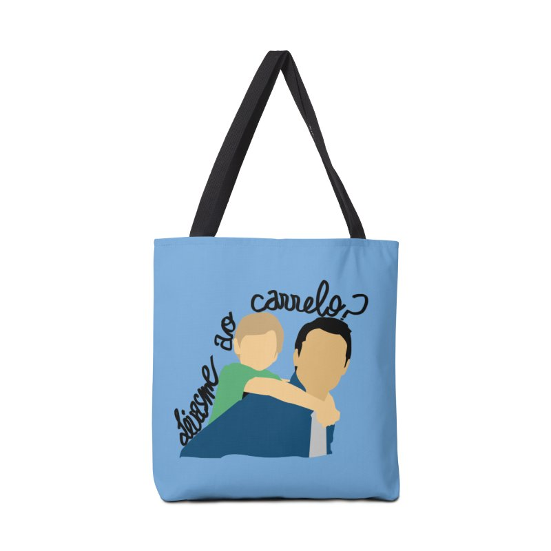 Levasme ao carrelo? Accessories Tote Bag Bag by peregraphs's Artist Shop