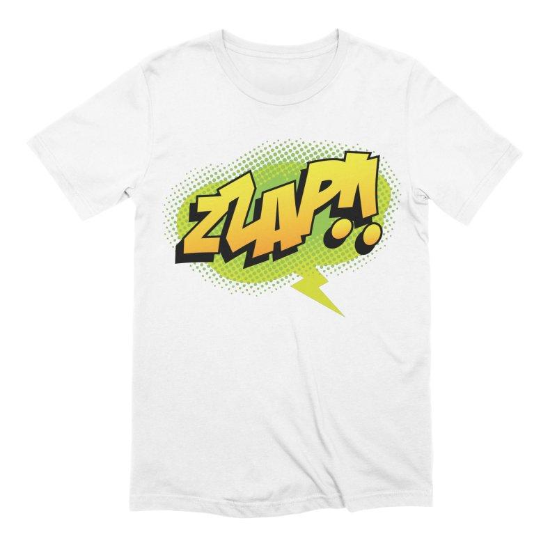 ZZAP!! Men's T-Shirt by periwinkelle's Artist Shop