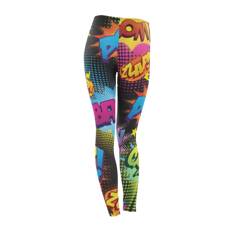 Onomatopoeia! Women's Bottoms by periwinkelle's Artist Shop