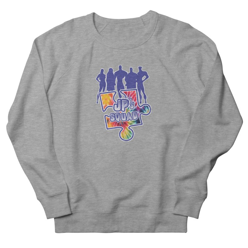 JP's Squad (2019) Women's French Terry Sweatshirt by Permanent Inc.