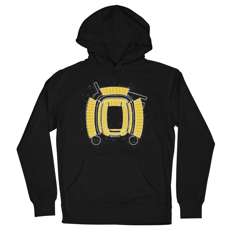 Homefield Pittsburgh Women's French Terry Pullover Hoody by Permanent Inc.