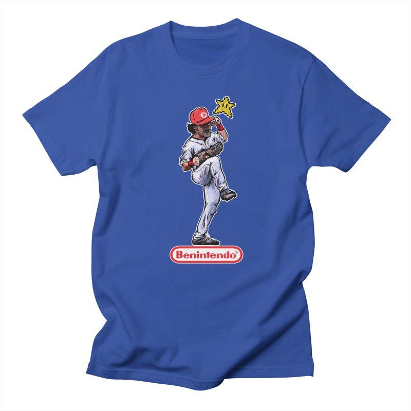 Benintendo Men's T-Shirt by Permanent Inc.