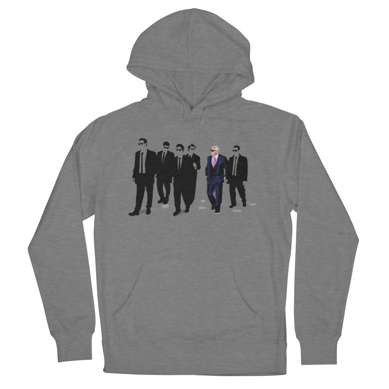Reservoir Bobs Women's French Terry Pullover Hoody by Permanent Inc.