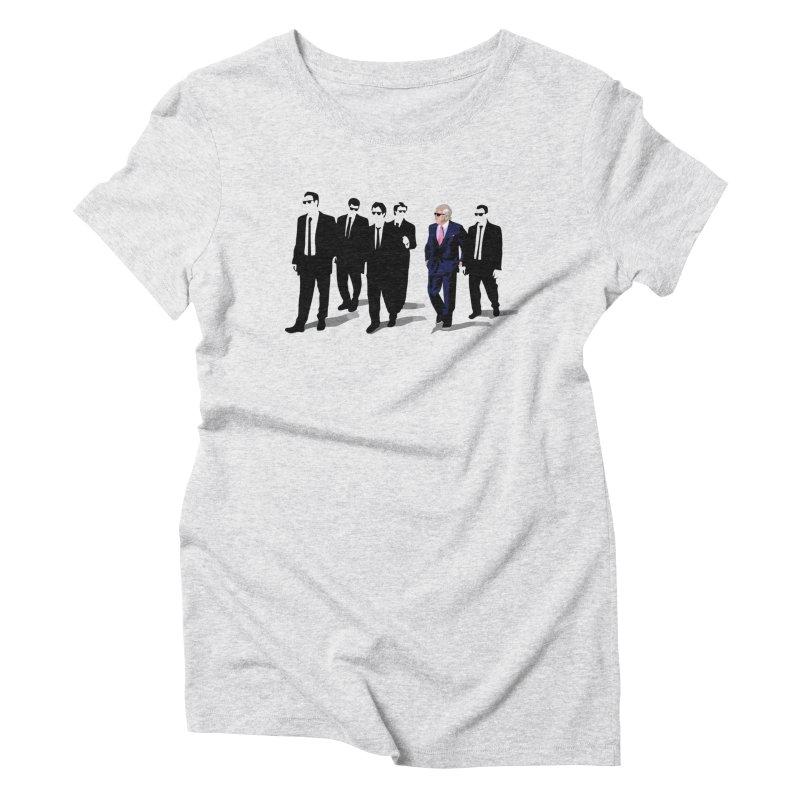 Reservoir Bobs Women's Triblend T-Shirt by Permanent Inc.