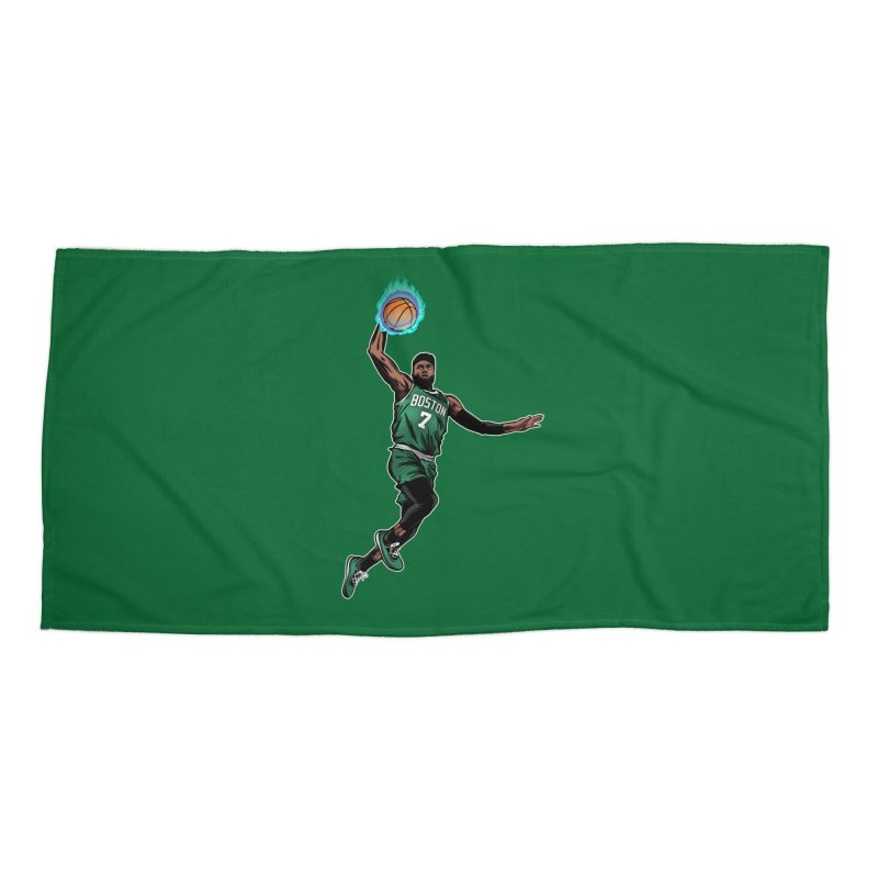 Jay Fly Accessories Beach Towel by Permanent Inc.