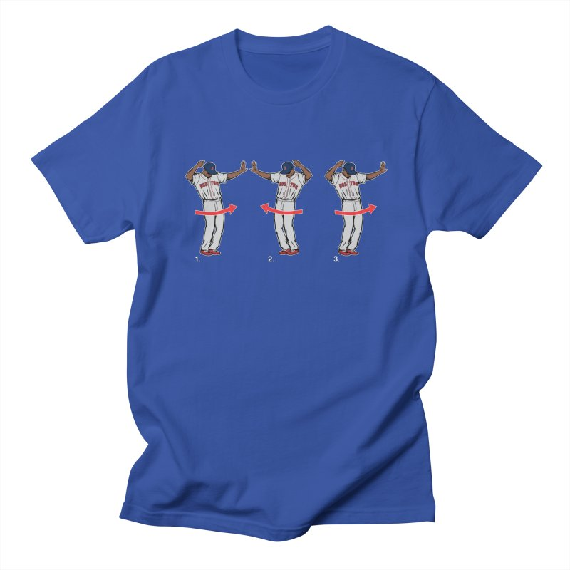 Mookie Shimmy Men's T-Shirt by Permanent Inc.