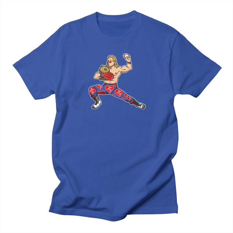 Heart Breaꓘer Men's Regular T-Shirt by Permanent Inc.