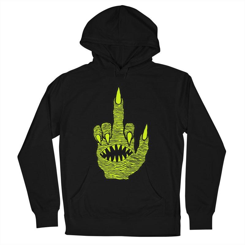 Monster Hand Men's Pullover Hoody by pesst's Artist Shop