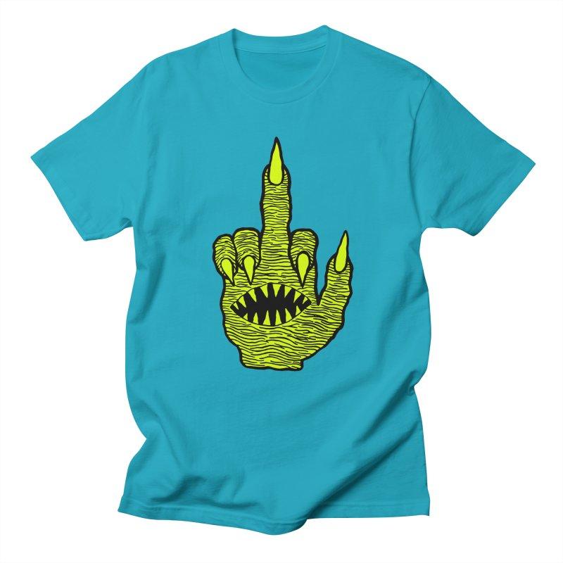 Monster Hand Women's Unisex T-Shirt by pesst's Artist Shop