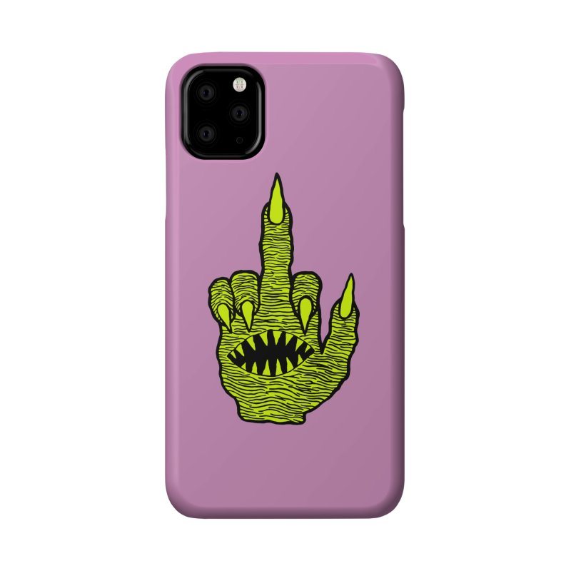 Monster Hand Accessories Phone Case by pesst's Artist Shop
