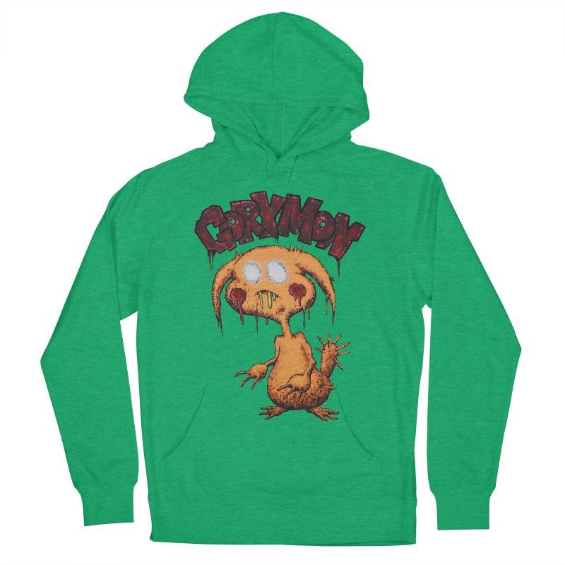 Pikachu's Ugly Sister - Gorymon Men's Pullover Hoody by pesst's Artist Shop