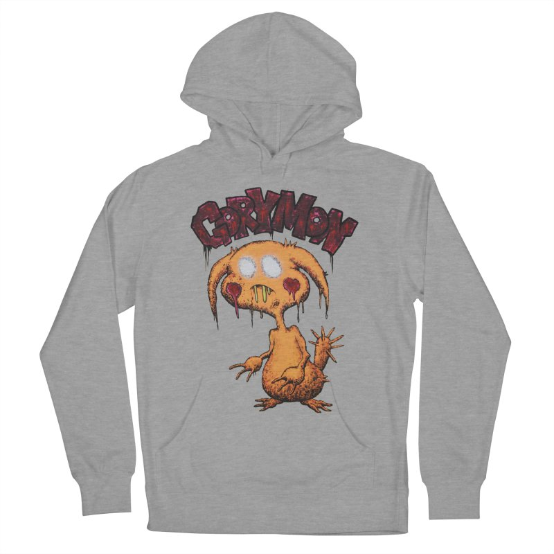 Pikachu's Ugly Sister - Gorymon Men's French Terry Pullover Hoody by pesst's Artist Shop