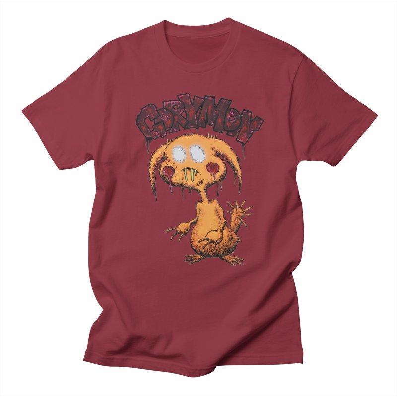 Pikachu's Ugly Sister - Gorymon Men's Regular T-Shirt by pesst's Artist Shop