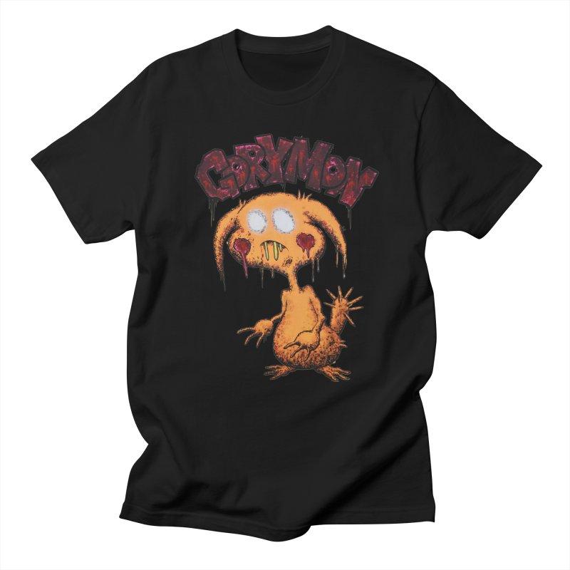 Pikachu's Ugly Sister - Gorymon Women's Regular Unisex T-Shirt by pesst's Artist Shop