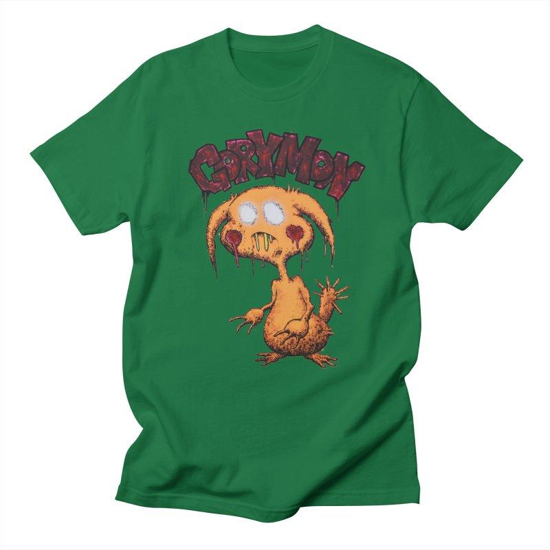 Pikachu's Ugly Sister - Gorymon Men's T-Shirt by pesst's Artist Shop