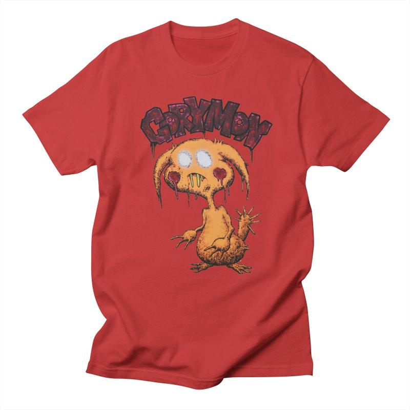 Pikachu's Ugly Sister - Gorymon Women's Unisex T-Shirt by pesst's Artist Shop