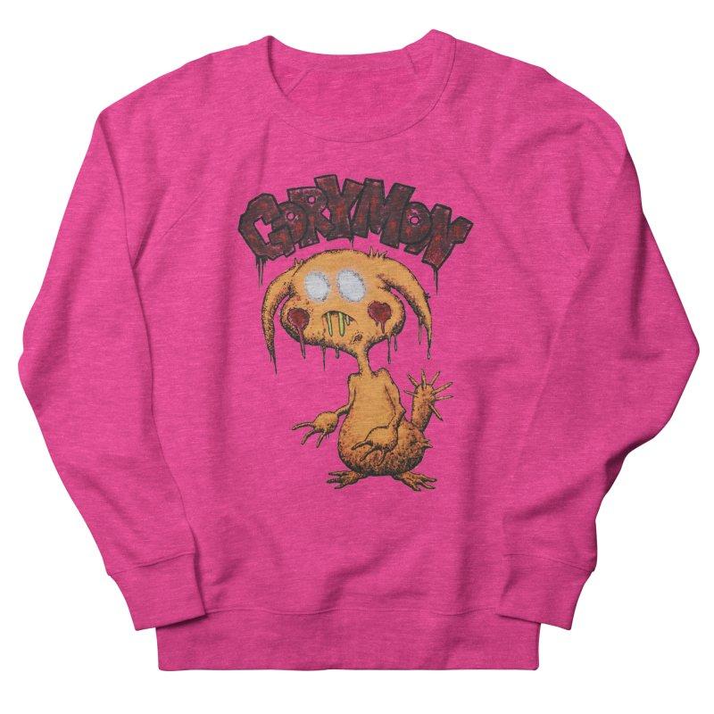 Pikachu's Ugly Sister - Gorymon Women's French Terry Sweatshirt by pesst's Artist Shop