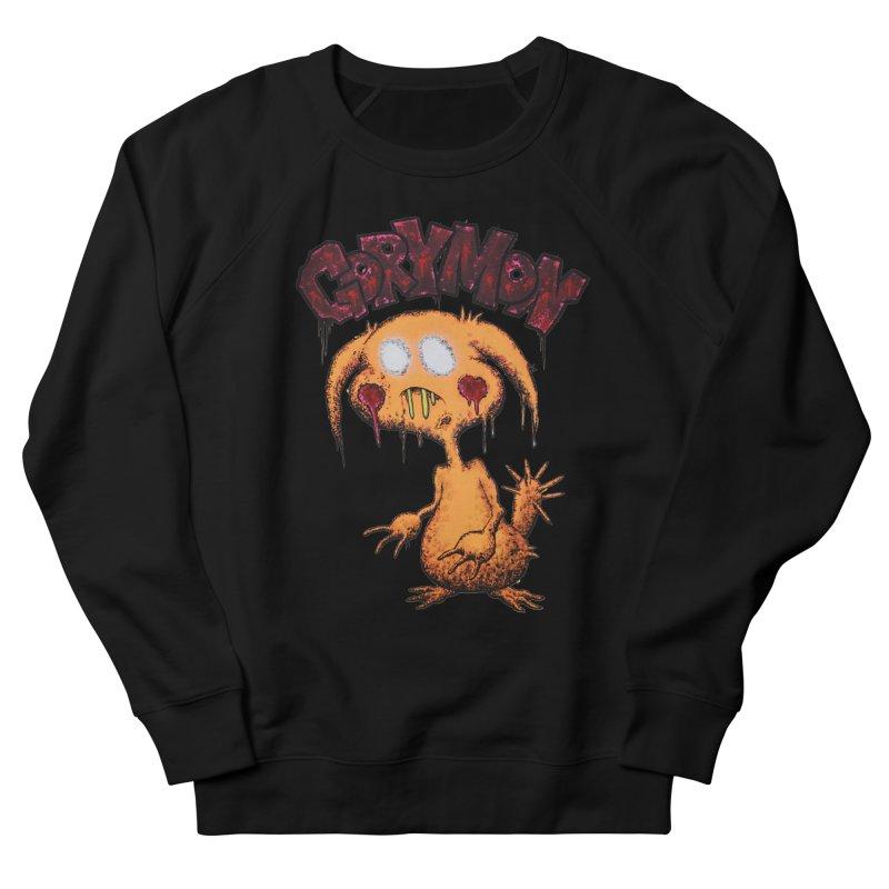 Pikachu's Ugly Sister - Gorymon Men's French Terry Sweatshirt by pesst's Artist Shop