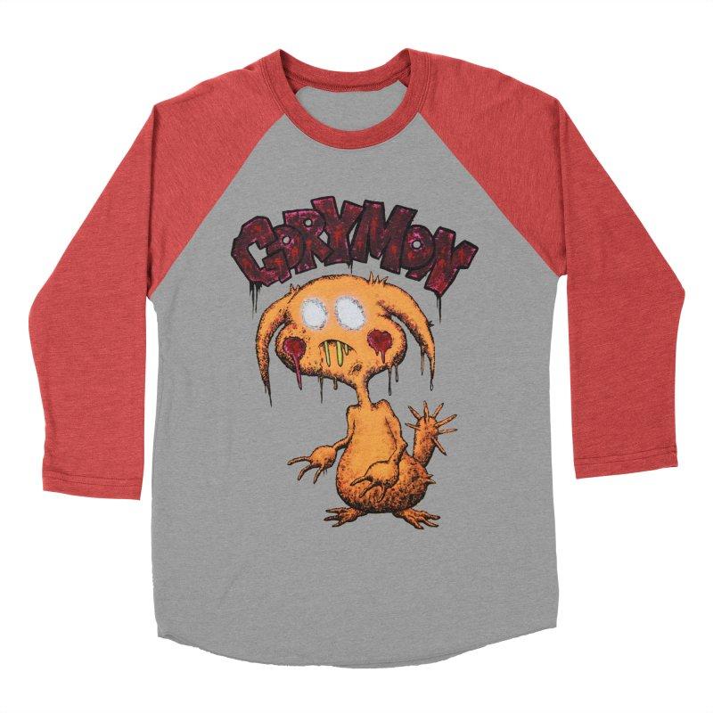 Pikachu's Ugly Sister - Gorymon Women's Baseball Triblend Longsleeve T-Shirt by pesst's Artist Shop