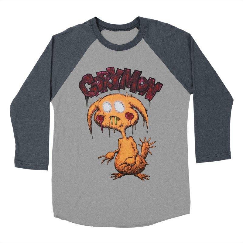 Pikachu's Ugly Sister - Gorymon Women's Baseball Triblend T-Shirt by pesst's Artist Shop