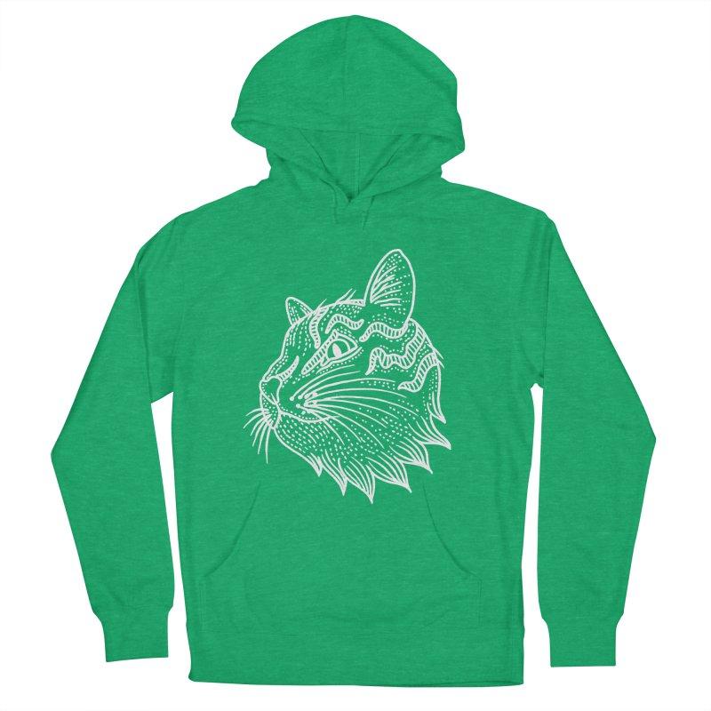 Smart Kitty Men's Pullover Hoody by pesst's Artist Shop