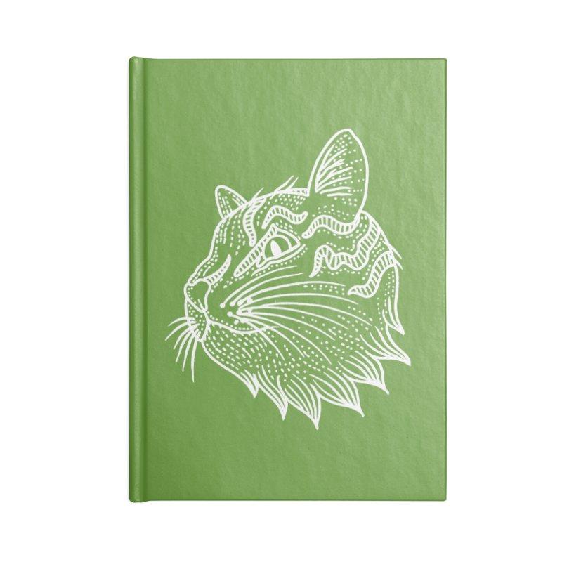 Smart Kitty Accessories Notebook by pesst's Artist Shop