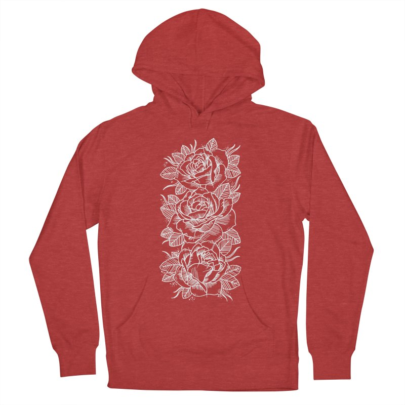 Negative Attitude Roses Women's Pullover Hoody by pesst's Artist Shop