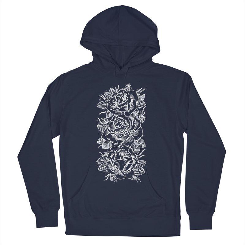 Negative Attitude Roses Men's Pullover Hoody by pesst's Artist Shop