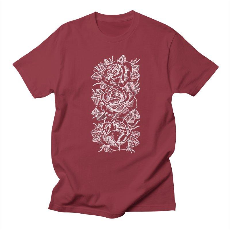 Negative Attitude Roses Men's T-Shirt by pesst's Artist Shop