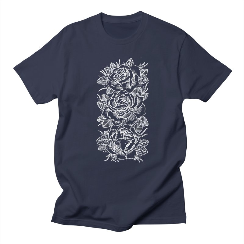 Negative Attitude Roses Women's Regular Unisex T-Shirt by pesst's Artist Shop