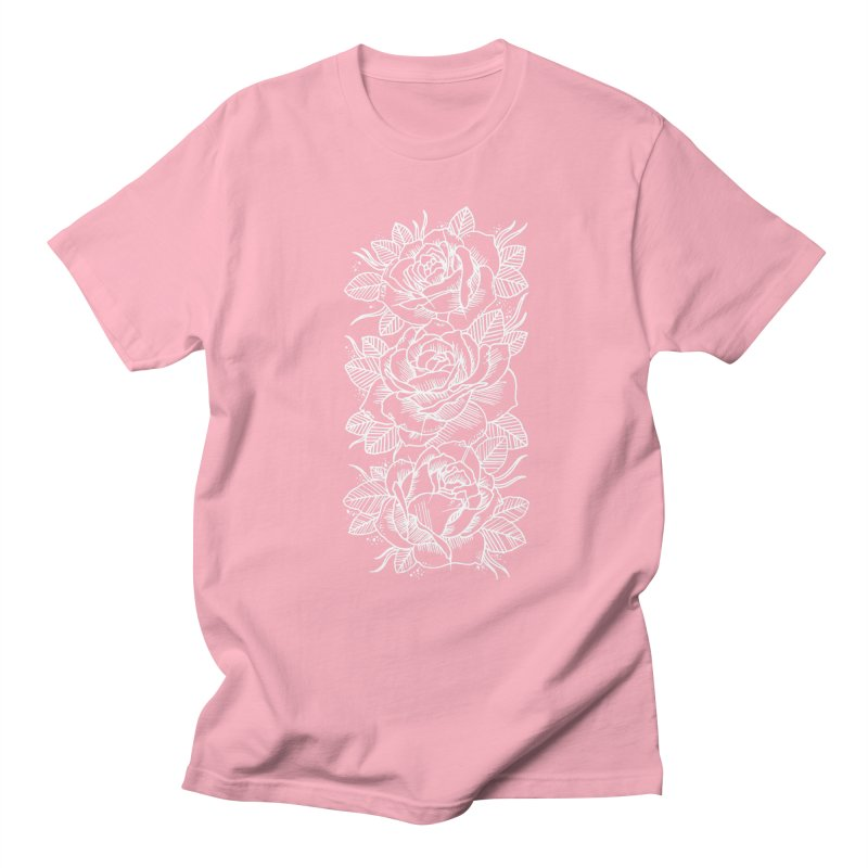 Negative Attitude Roses Women's Unisex T-Shirt by pesst's Artist Shop