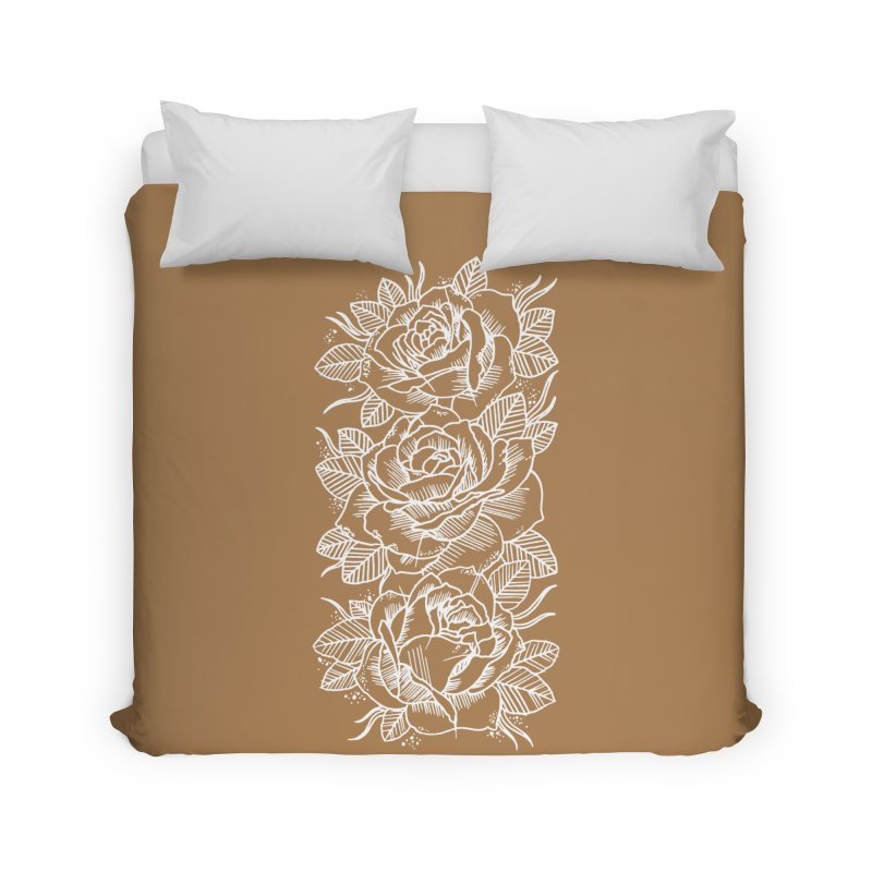 Negative Attitude Roses Home Duvet by pesst's Artist Shop