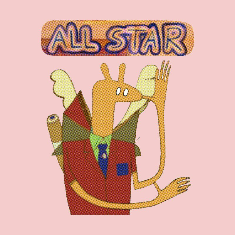 all star by peterthompson's Artist Shop