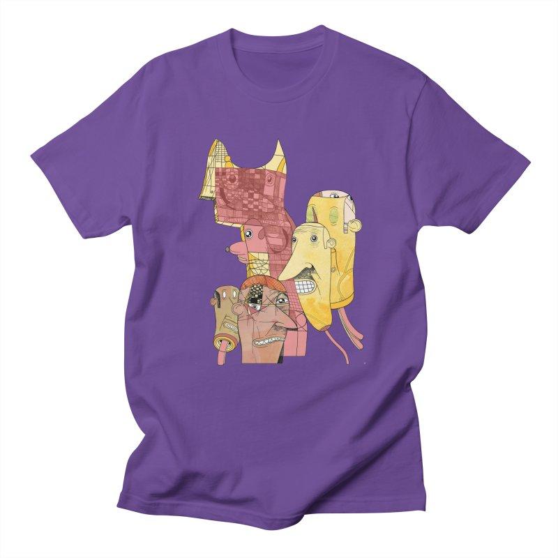 hidden godz Men's T-Shirt by peterthompson's Artist Shop
