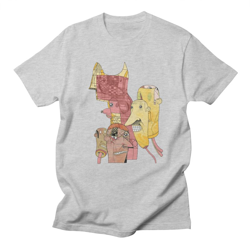 hidden godz Men's T-shirt by peterthompson's Artist Shop