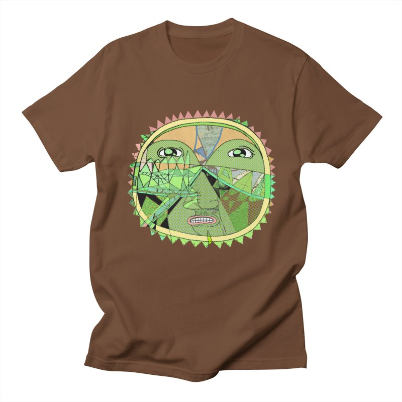 sunshiny fellow Men's T-shirt by peterthompson's Artist Shop