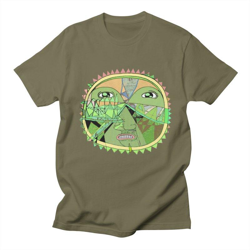 sunshiny fellow Men's T-shirt by peterthompson's Artist Shop