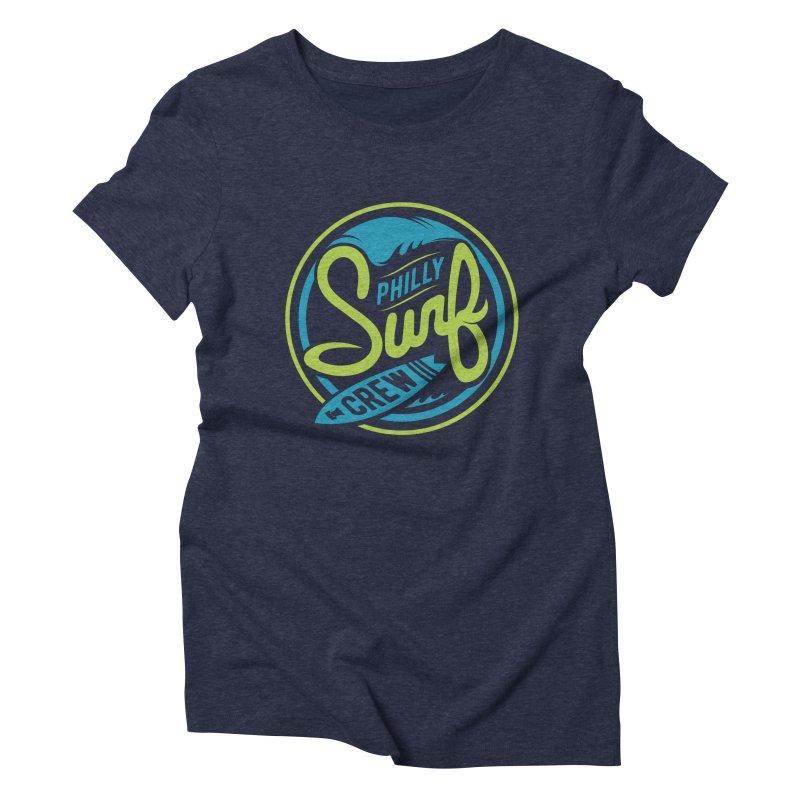 PSC LOGO - SAFARI Women's Triblend T-shirt by Walters Media & Design