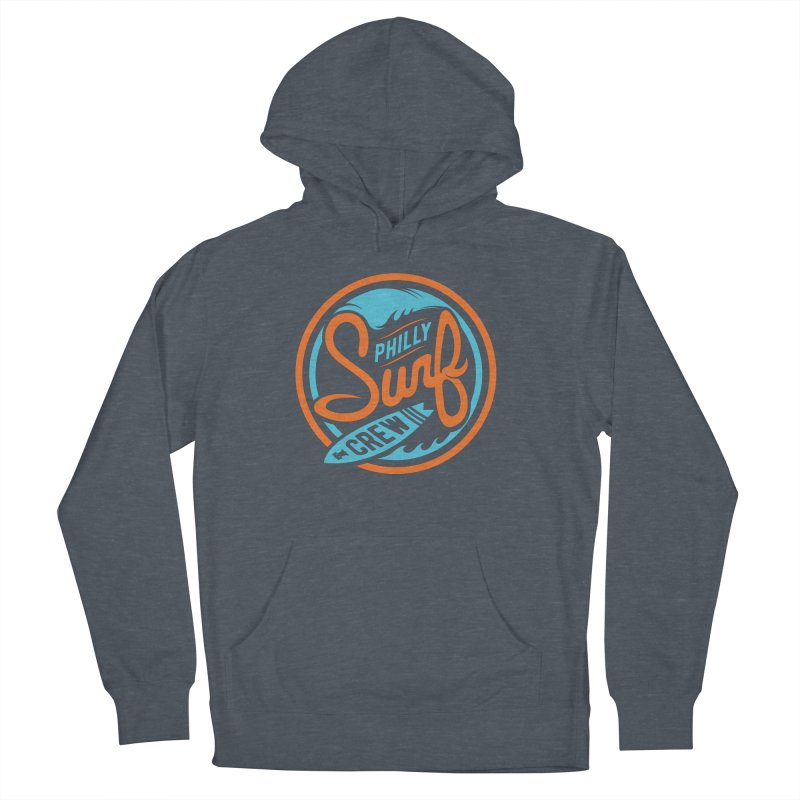 PSC LOGO - BLUE AND ORANGE Women's Pullover Hoody by Walters Media & Design