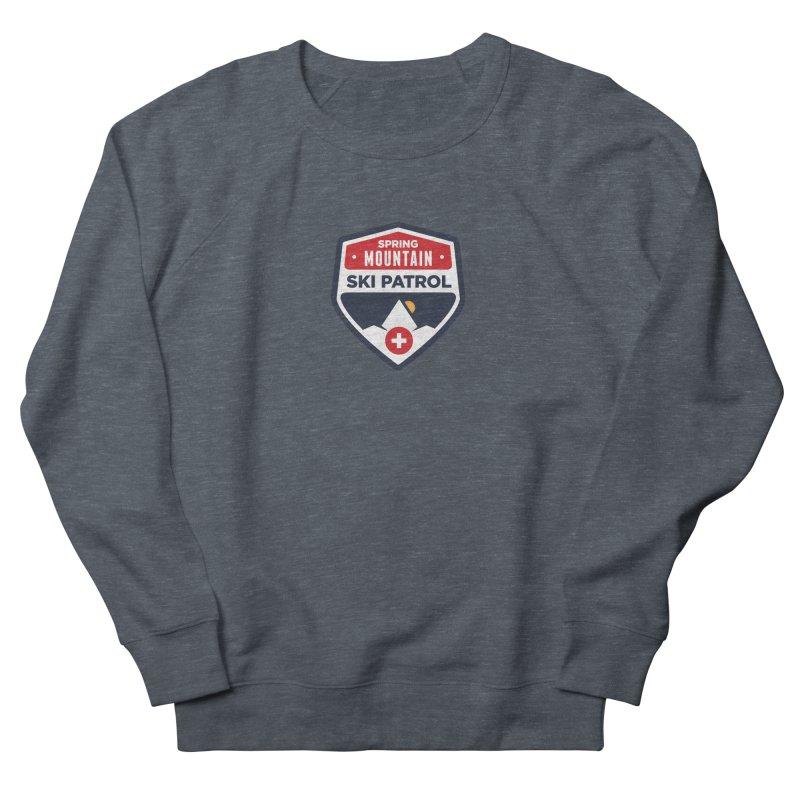 Spring Mountain Ski Patrol Men's Sweatshirt by Walters Media & Design