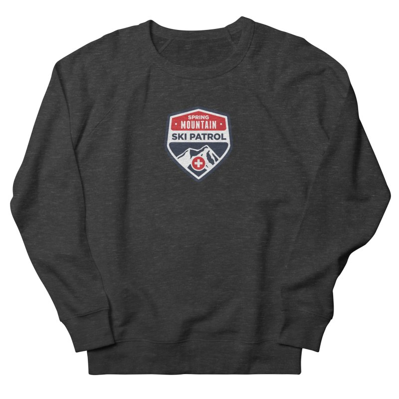 Spring Mountain Ski Patrol Men's Sweatshirt by Walters Media & Design