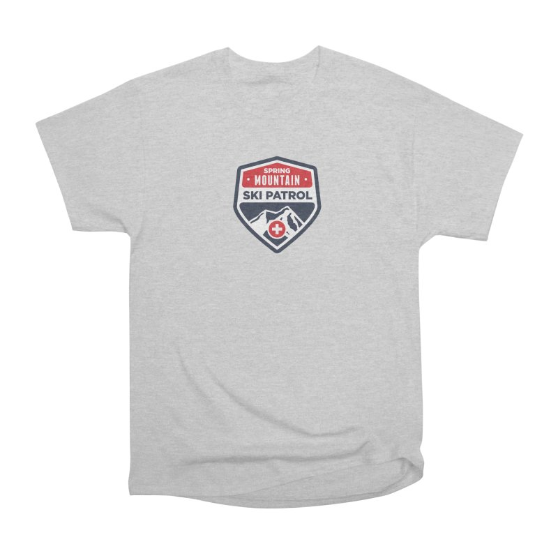 Spring Mountain Ski Patrol Classic Tee Women's Classic Unisex T-Shirt by Walters Media & Design