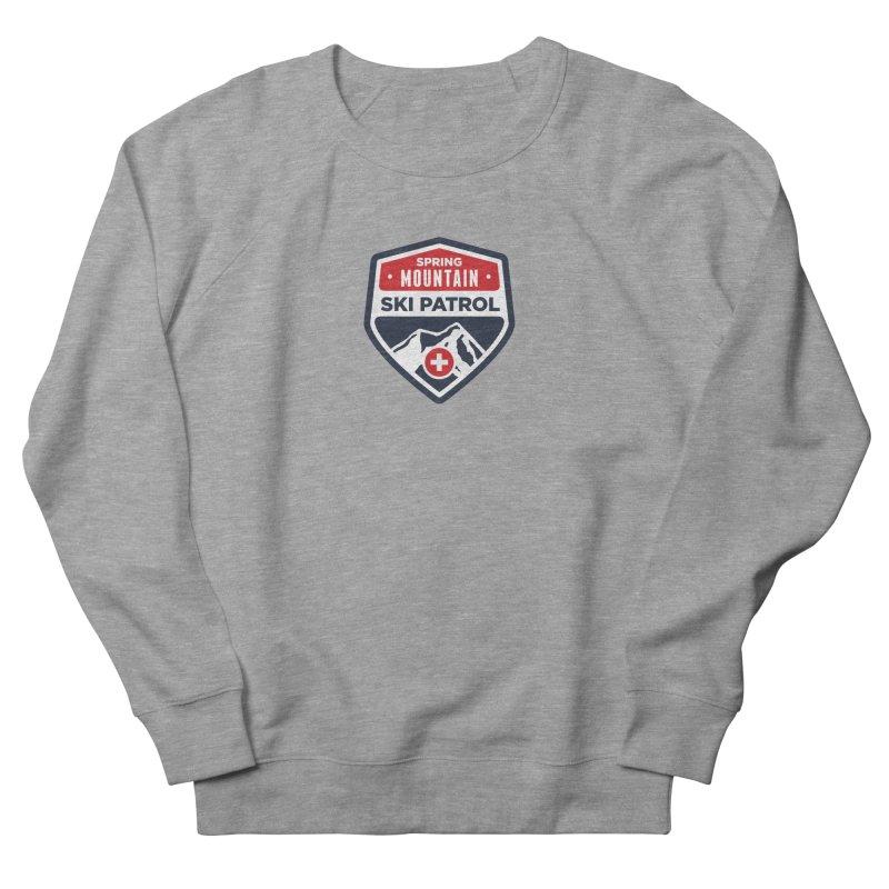 Spring Mountain Ski Patrol Classic Tee Women's Sweatshirt by Walters Media & Design