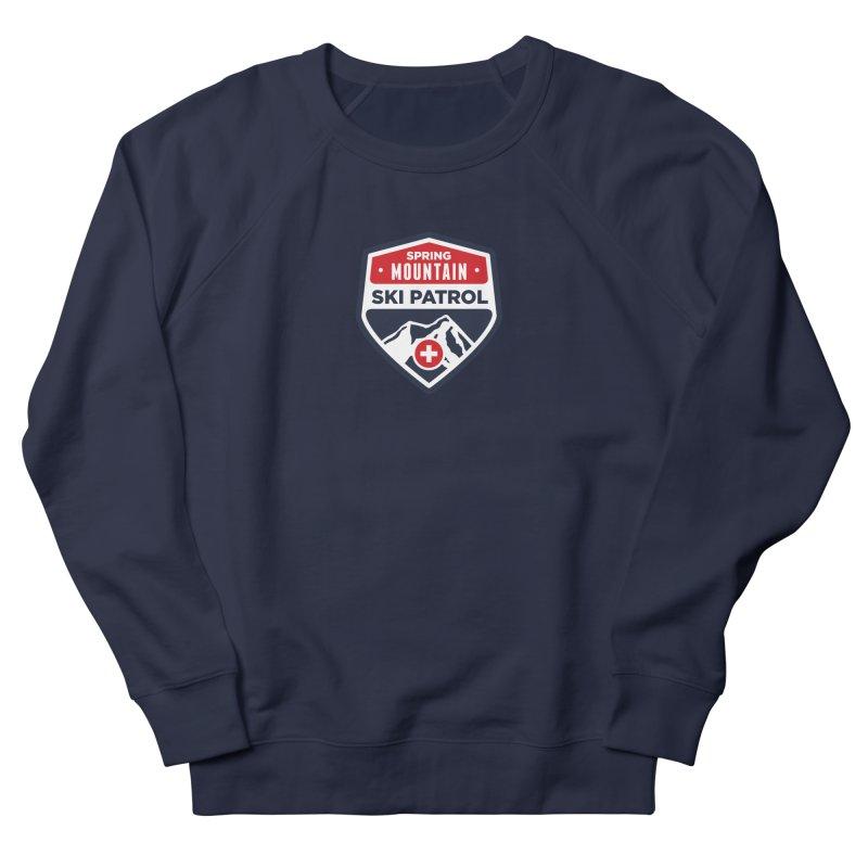 Spring Mountain Ski Patrol Classic Tee Men's Sweatshirt by Walters Media & Design