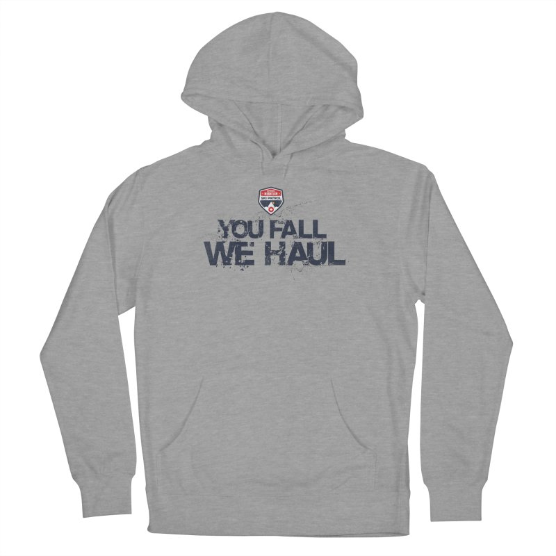 SMSP - You Fall We Haul Men's Pullover Hoody by Walters Media & Design