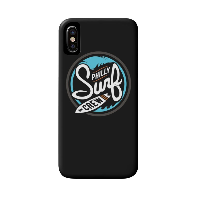 PSC-FullMoon Accessories Phone Case by Walters Media & Design